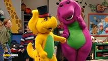 Still #8 from More Barney Songs