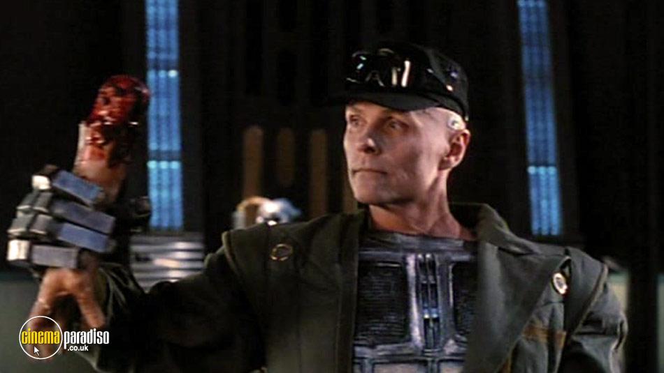 Cyborg Cop 2 online DVD rental