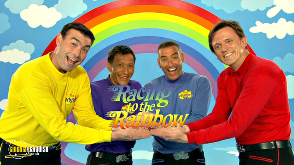 Wiggles: Racing to the Rainbow online DVD rental