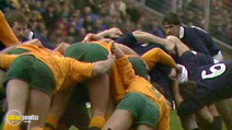 Still #6 from Bill McLaren: Rugby at Its Best