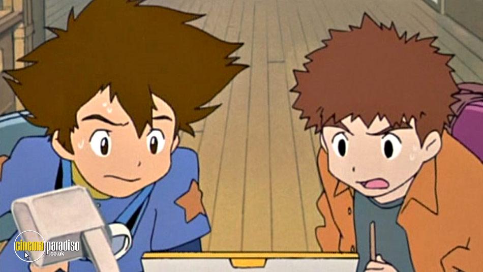 Digimon: The Movie online DVD rental