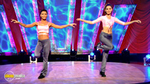 Still #2 from Strictly Come Dancing: The Workout with Kelly and Flavia