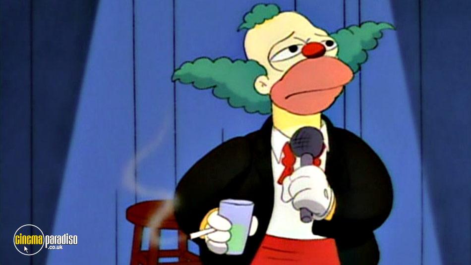 The Simpsons Classics: Viva Los Simpsons online DVD rental