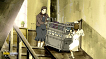 Still #3 from Haibane Renmei: Vol.2