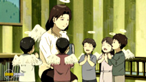 Still #5 from Haibane Renmei: Vol.2