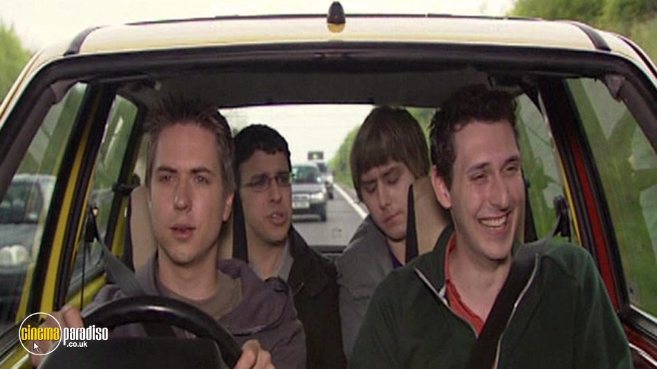 The Inbetweeners: Series 3 online DVD rental