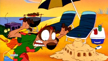 Still #2 from Around the World with Timon and Pumbaa