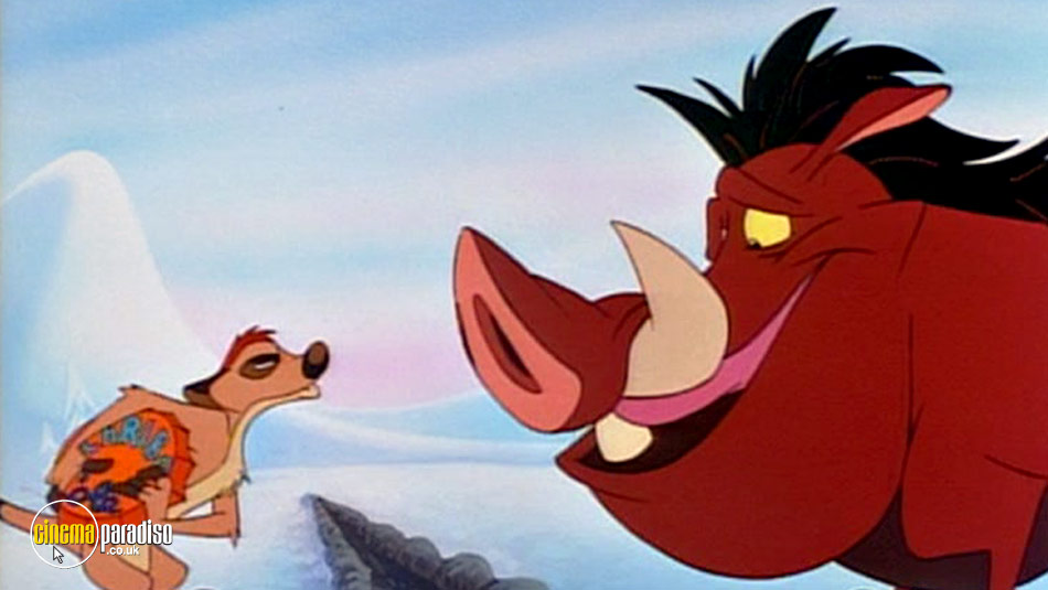 Around the World with Timon and Pumbaa online DVD rental