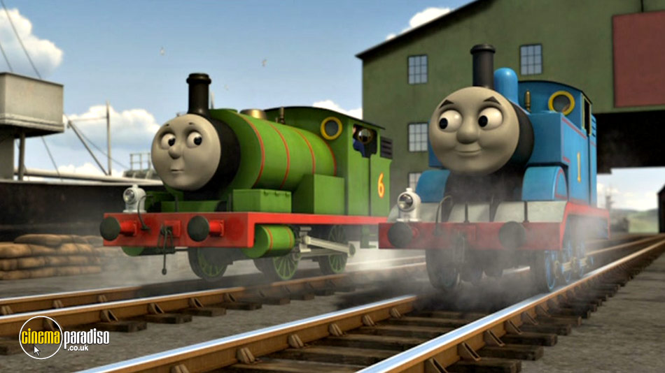 Thomas and Friend: Thomas and the Runaway Kite online DVD rental