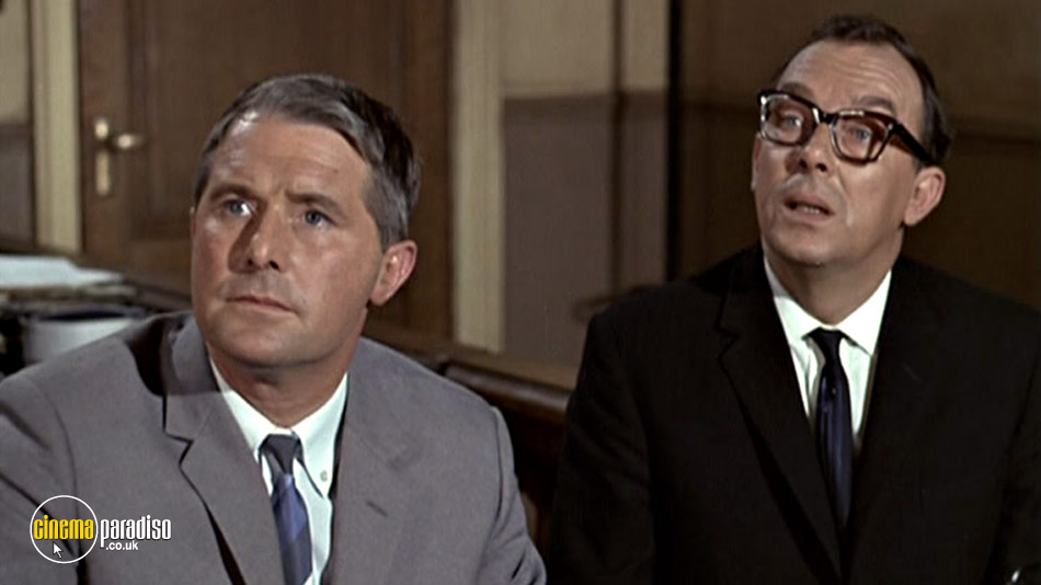 Morecambe And Wise: That Riviera Touch online DVD rental