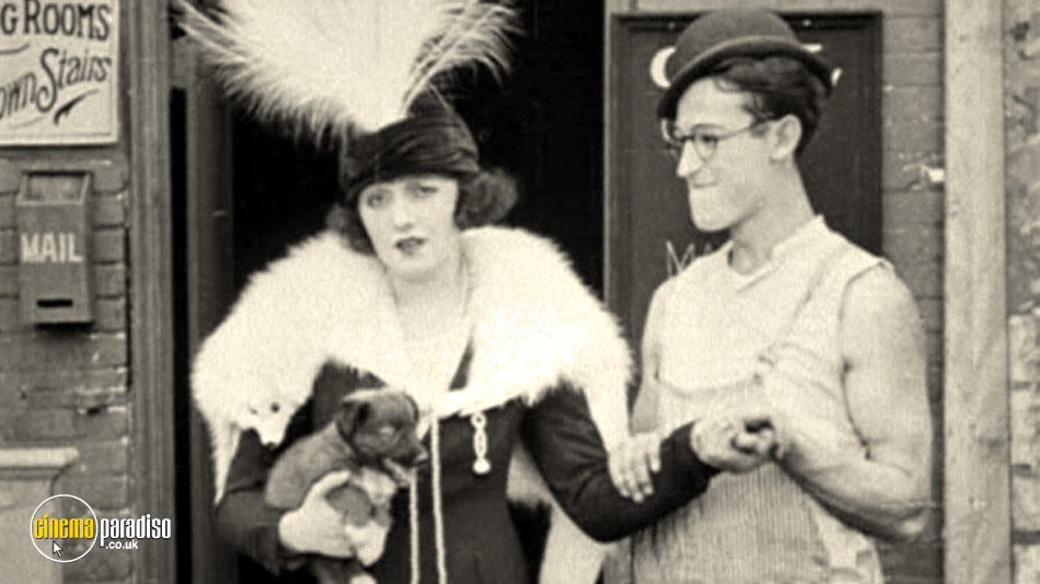 Harold Lloyd: The Short Films online DVD rental