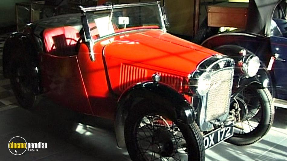 Classic Collectors Cars online DVD rental