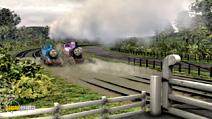 Still #1 from Thomas and Friends: Splish, Splash, Splosh!