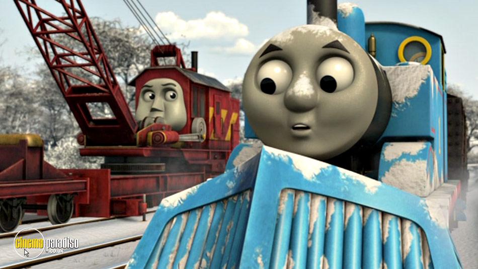 Thomas and Friends: Splish, Splash, Splosh! online DVD rental