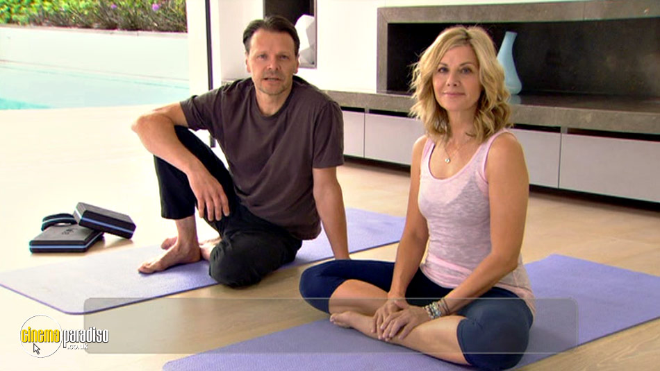 Glynis Barber: Anti-aging Yoga Secrets online DVD rental