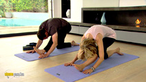 Still #4 from Glynis Barber: Anti-aging Yoga Secrets