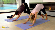 Still #6 from Glynis Barber: Anti-aging Yoga Secrets