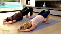 Still #8 from Glynis Barber: Anti-aging Yoga Secrets