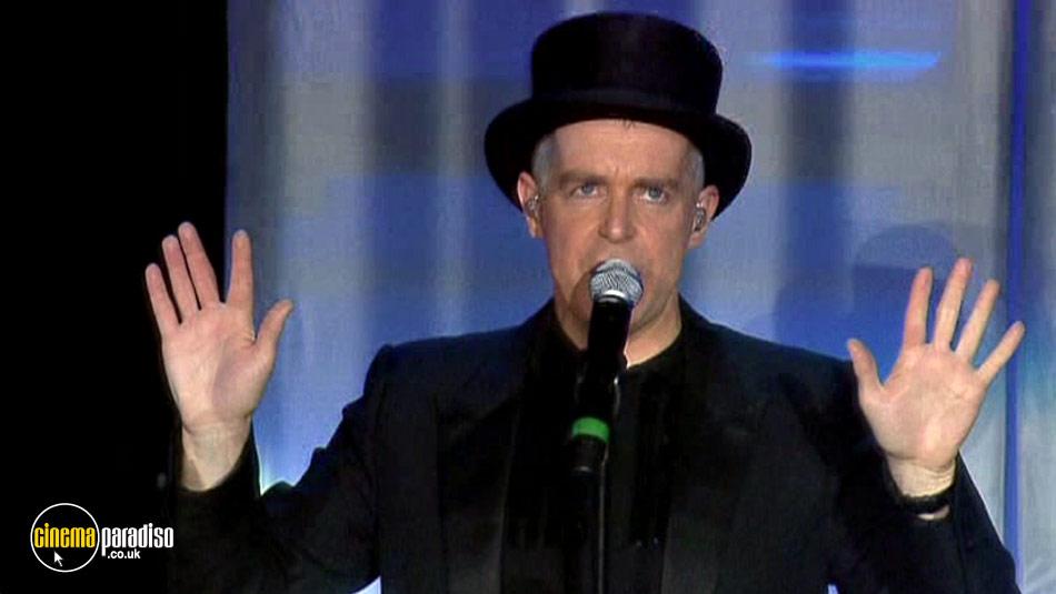 Pet Shop Boys: Cubism: Live in Concert online DVD rental