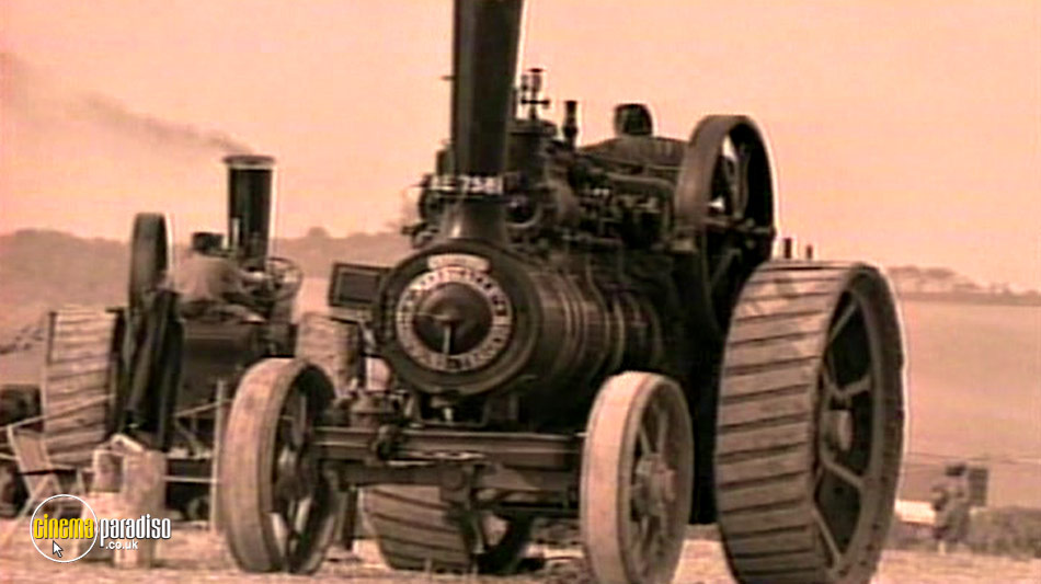 Traction Engines at Work online DVD rental