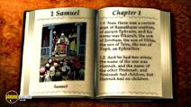 Still #6 from Alexander Scourby KJV Signature Edition Bible