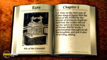 Still #8 from Alexander Scourby KJV Signature Edition Bible