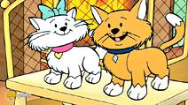 Still #7 from Clifford's Puppy Days: Winter Spirit
