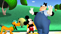 Still #6 from Mickey Mouse Clubhouse: Mickey and Pluto to the Rescue