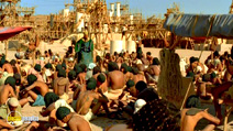 Still #7 from Asterix and Obelix: Mission Cleopatra