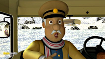 Still #2 from Fireman Sam: Snow Trouble