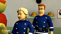 Still #3 from Fireman Sam: Snow Trouble