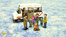 Still #4 from Fireman Sam: Snow Trouble