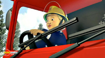 Still #7 from Fireman Sam: Snow Trouble