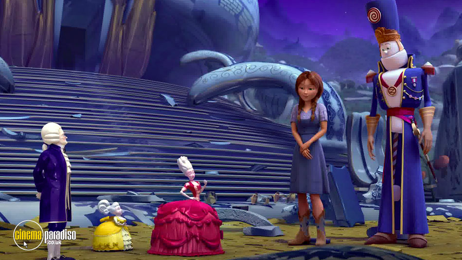 Still from Legends of Oz: Dorothy's Return 1