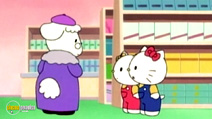 Still #3 from Hello Kitty's Paradise: Happy Birthday Papa and 4 Other Stories