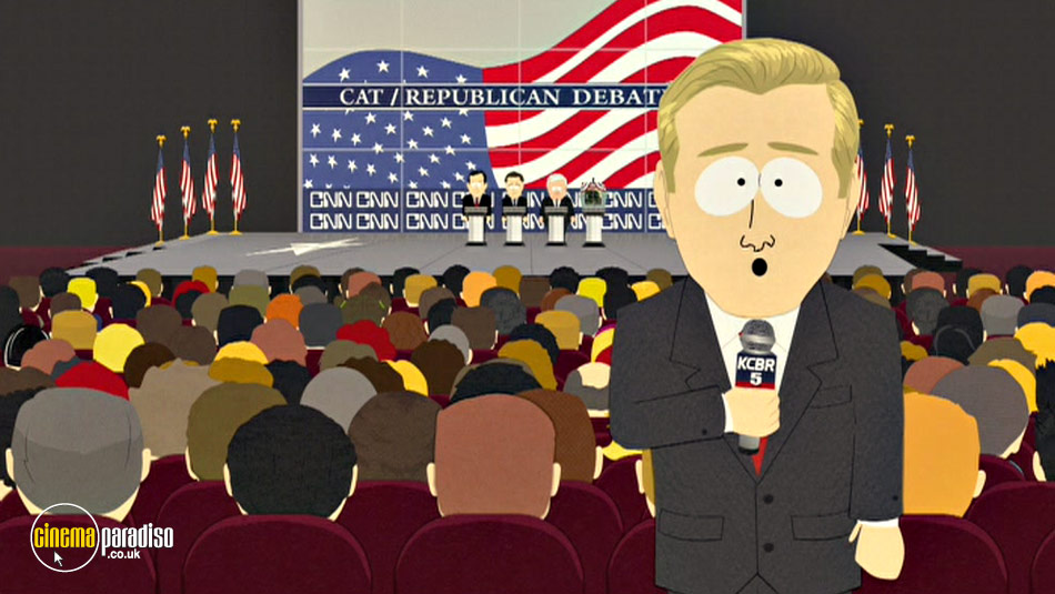 South Park: Series 16 online DVD rental
