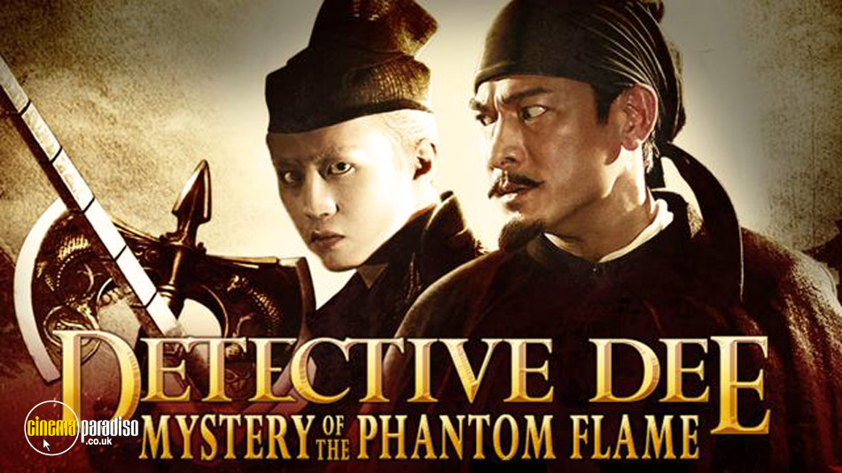 Detective Dee: Mystery of the Phantom Flame (aka Di Renjie) online DVD rental