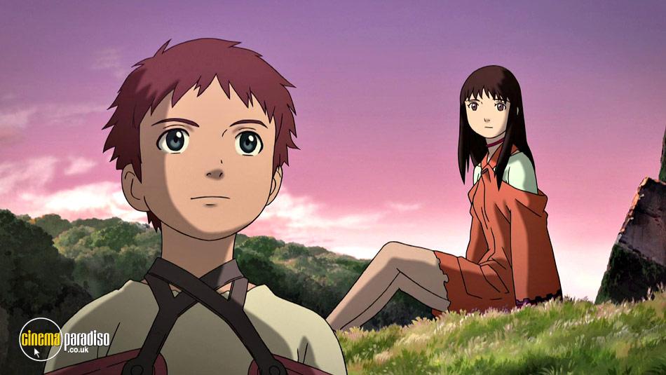 Origin: Spirits of the Past (aka Gin-iro no kami no Agito) online DVD rental