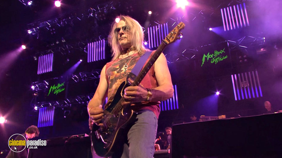 Deep Purple with Orchestra: Live at Montreux 2011 online DVD rental