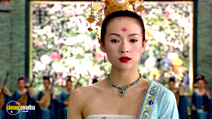 A still #23 from House of Flying Daggers (2004) with Ziyi Zhang