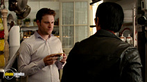A still #6 from The Green Hornet with Seth Rogen