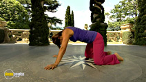 Still #7 from Anti-Stress Yoga with Ateeka
