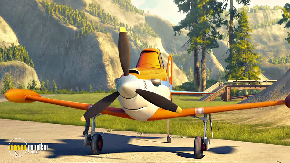 Still from Planes: Fire and Rescue 1