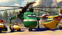 Still from Planes: Fire and Rescue 2