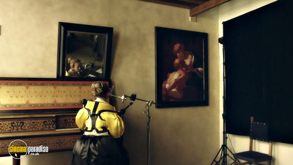 Still from Tim's Vermeer 1