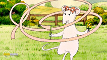 Still #1 from Angelina Ballerina: Sets Sail