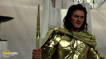 A still #2 from Clash of the Titans with Luke Evans