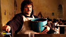 A still #4 from Nacho Libre with Jack Black