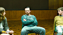 A still #2 from The World's End with Simon Pegg