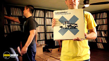 Still #6 from Our Vinyl Weighs a Ton: This Is Stones Throw Records